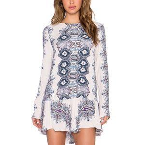 Like New FREE PEOPLE Tunic Dress Large